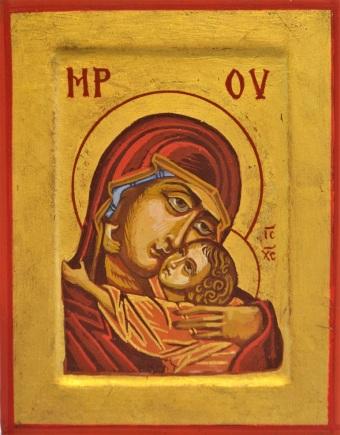 Virgin of Tenderness