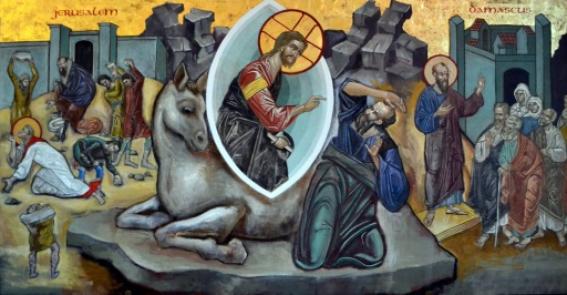 The Conversion of St Paul
