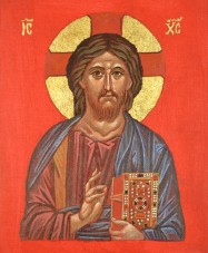 Red Pantocrator