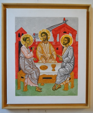 Supper at Emmaus version III