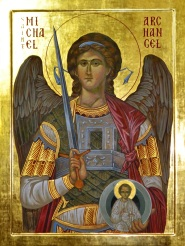 Icon of St Michael the Archangel
