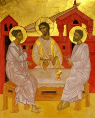 Supper at Emmaus Version I