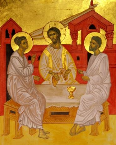 Supper at Emmaus Version I