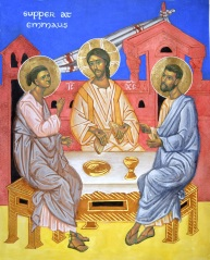 Supper at Emmaus version II