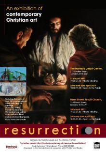 resurrection flyer