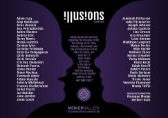 Illusions Invitation A5 Back Print