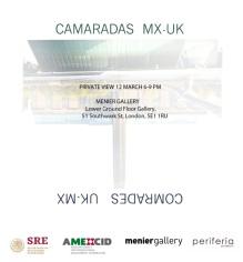 Invitation CAMARADAS 2018-2019