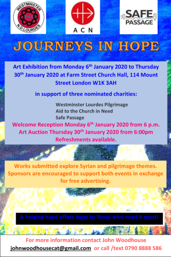 JOURNEYS IN HOPE poster online