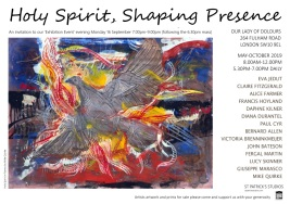 Holy Spirit e-Flyer with event details online version
